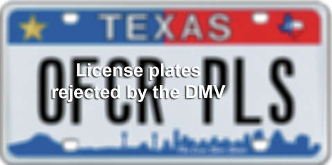 Plan for new Confederate license plate is backed by Texas