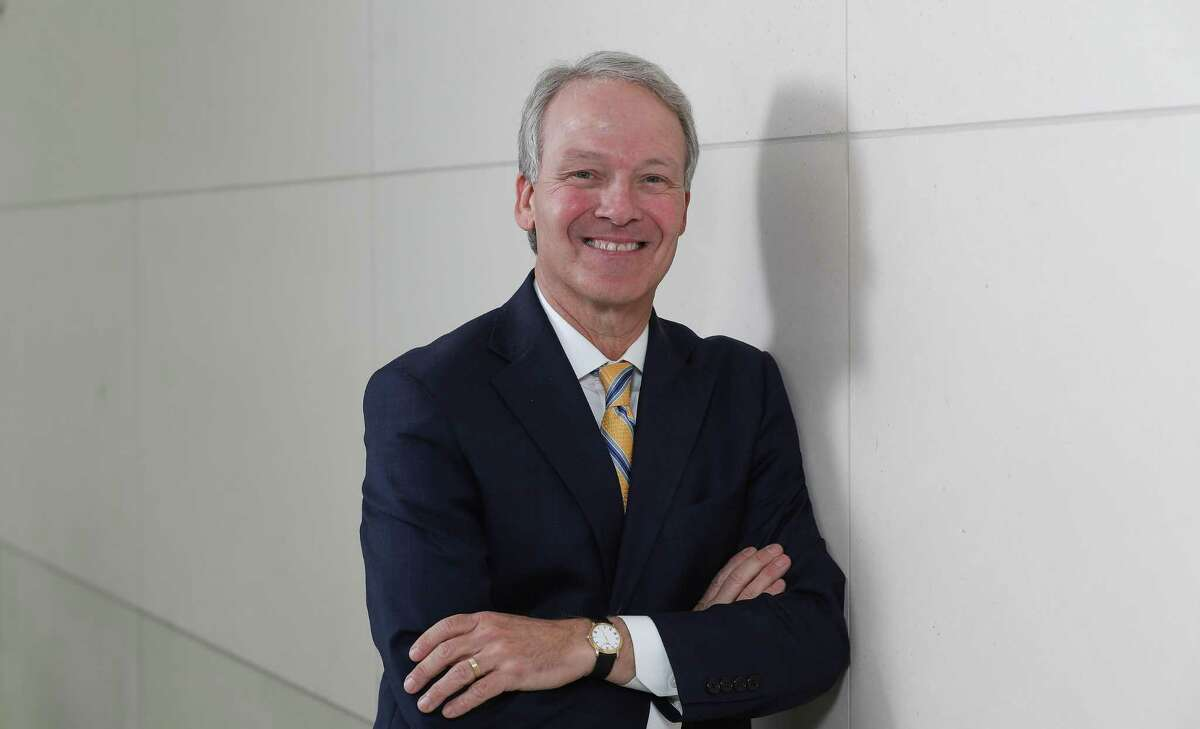 Dr. Marc Boom, CEO of Houston Methodist.