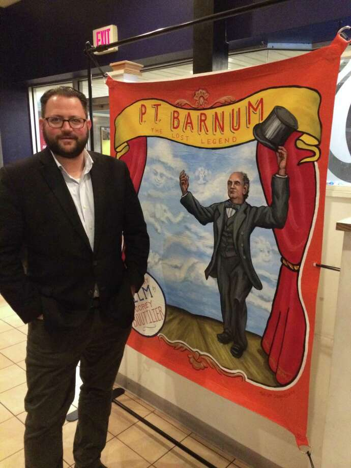 "Connecticut Film Festival FilmFest52 is hosting a free public screening of ""P.T. Barnum: The Lost Legend"" at Bridgeport's Housatonic Community College on June 14 that includes a reception with director Corey Boutilier. Photo: FilmFest52 / Contributed Photo"