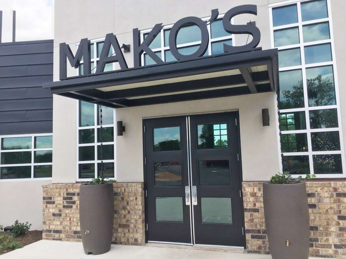 Mako's on the Creek is a new restaurant located at 169 Buffalo Place in Cibolo.