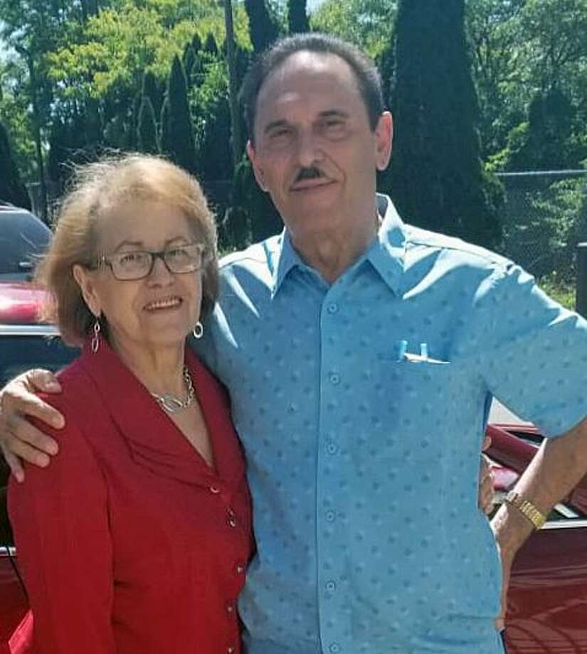 Luis and Ana (Burgos) Perez, of Bridgeport, Conn., will celebrate their 50th wedding anniversary on June 28, 2019. Photo: Contributed Photo /
