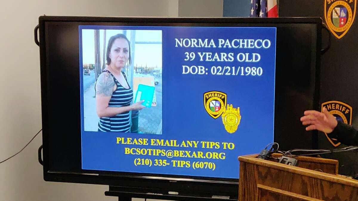 Norma Pacheco, 39.