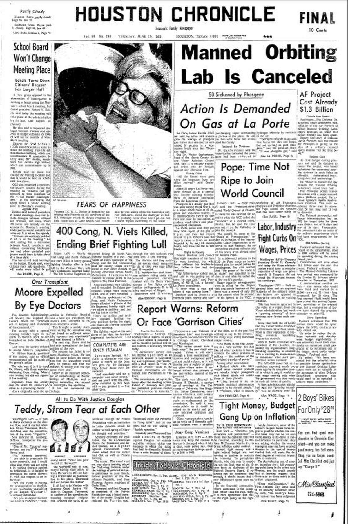 June 10, 1969