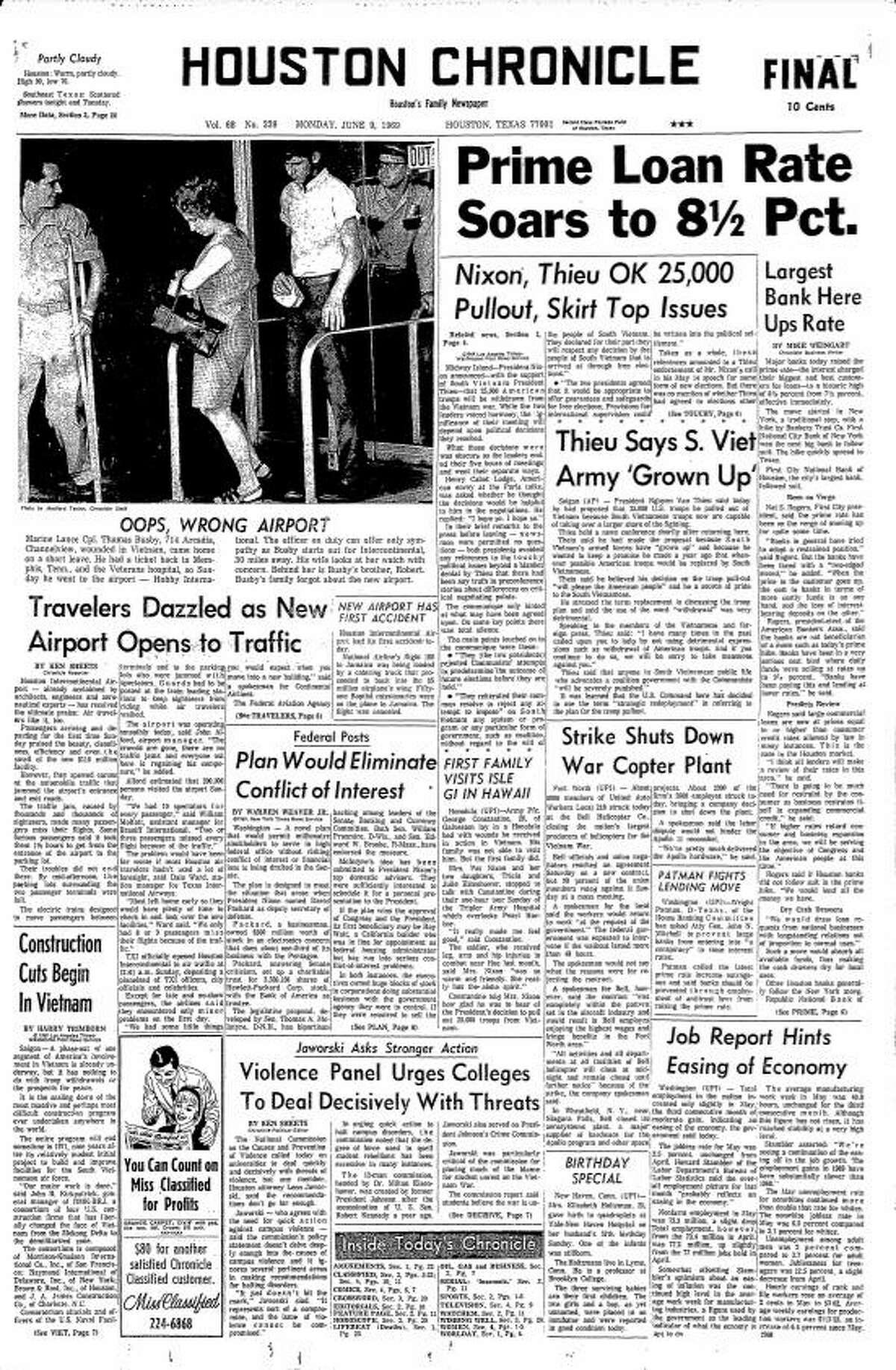 June 9, 1969