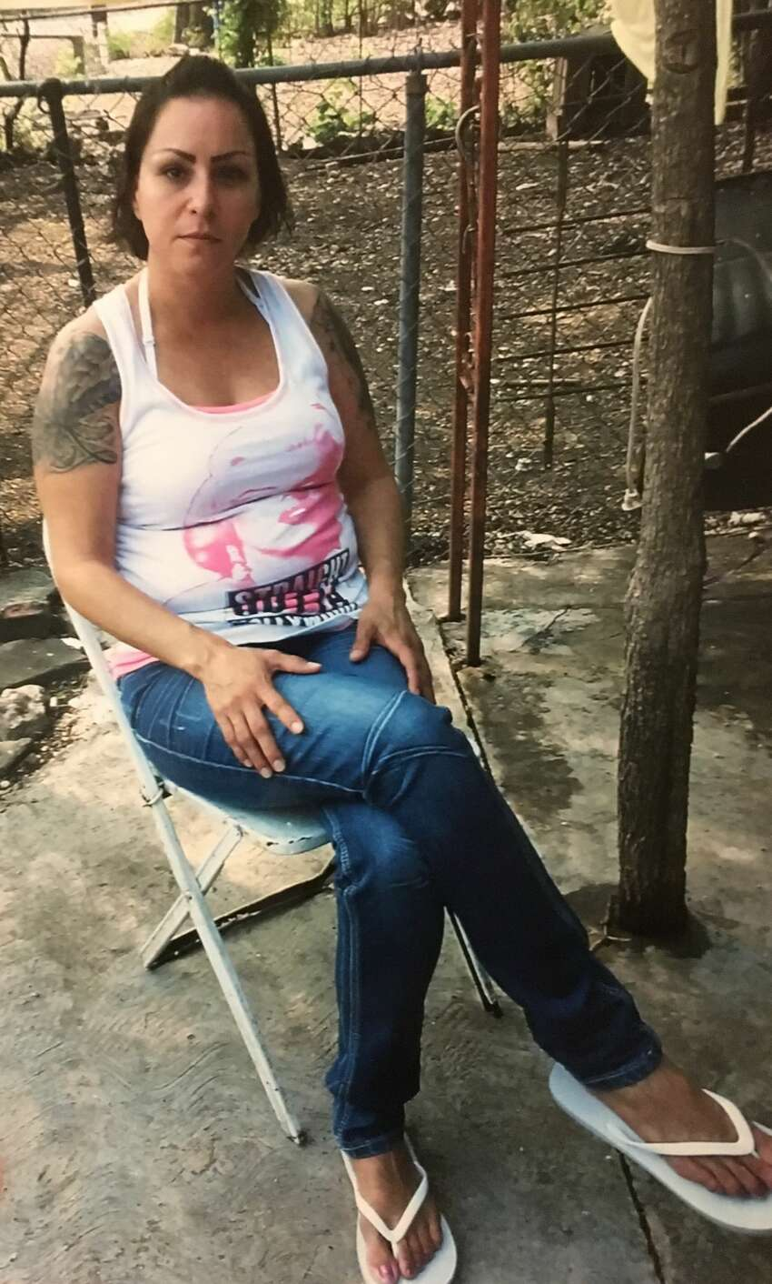 The remains of Norma Pacheco, 39, were found in the Government Canyon area in April.
