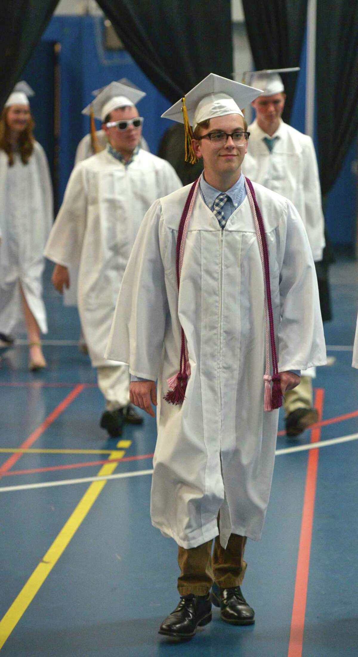 Joel Barlow High School 2019 Commencement Ceremony, Wednesday June 12, 2019, at The O'Neill Center at Western Connecticut State University, Danbury, Conn.