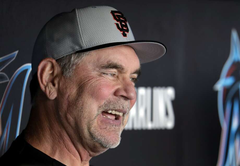 Ex-San Francisco Giants manager Bruce Bochy will man the dugout as the next manager for the France National Baseball team. Photo: Lynne Sladky / Associated Press