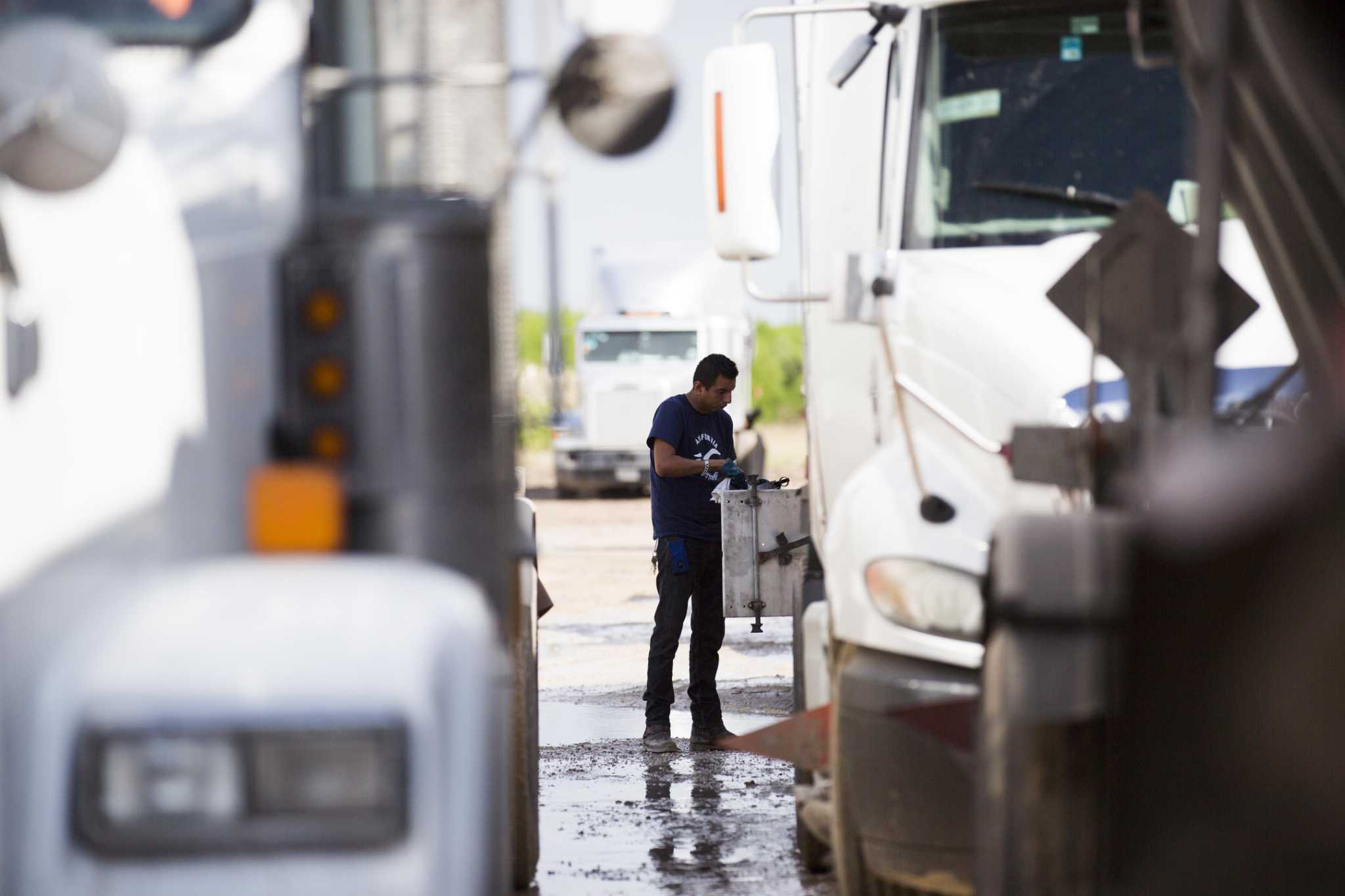 Surging demand for fuel in Mexico nearly doubles tanker truck traffic at Port of Brownsville