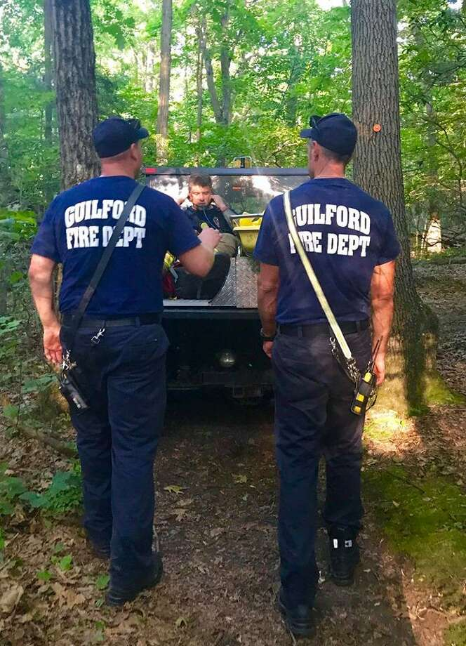 Photo: Contributed Photo / Guilford Police Department