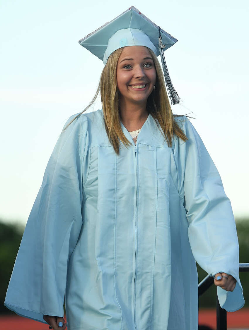 The Oxford High School Graduation in Oxford, Conn. on Tuesday, June 11, 2019.