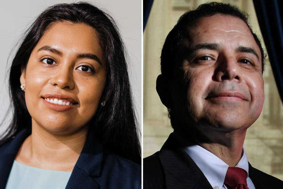 Jessica Cisneros will have the opportunity to give Laredo Representative Henry Cuellar a serious primary challenger. Photo: Courtesy