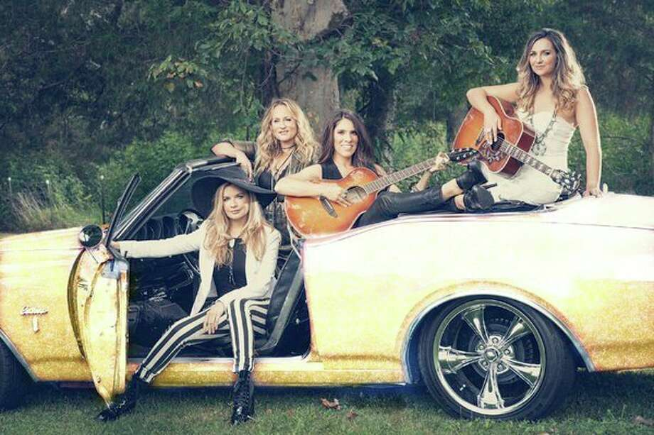 Friday, June 14: Farewell Angelina, all-female country group, will perform as part of Matrix:Midland at the Midland Center for the Arts. (photo provided)