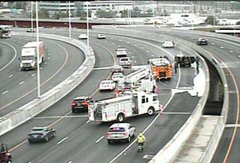 Accident causing major delays in I-84 - Connecticut Post