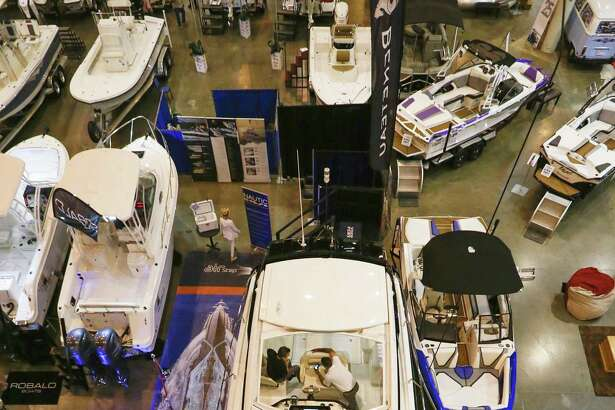 Texas' largest boat show is coming to Houston this week.