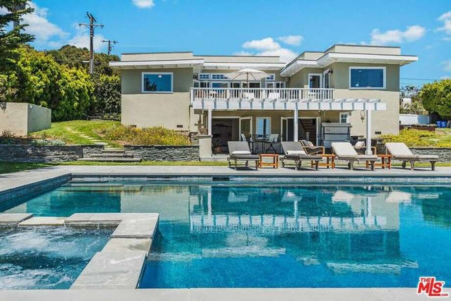 Shaun White has just listed his Malibu, CA, compound, which includes two homes, for  $27.25 million. Photo: Realtor.com
