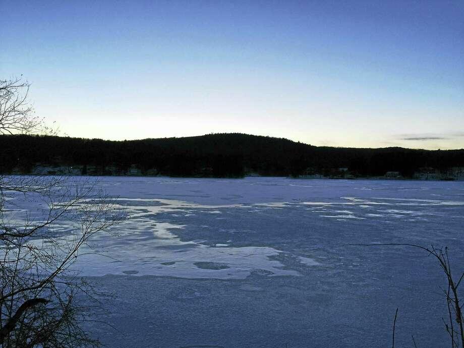 A view of Highland Lake Photo: Ben Lambert / Hearst Connecticut Media