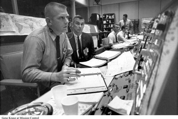 For NASA's Gene Kranz, failure was not an option - HoustonChronicle.com