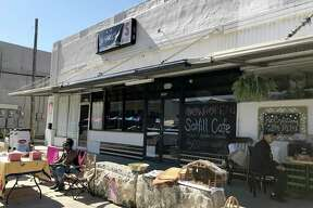 SoHill Cafe is located at 1719 Blanco Road in San Antonio's Beacon Hill neighborhood.