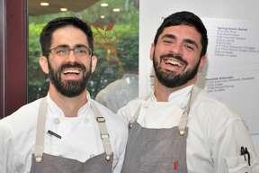 Chef Mike Niccoli from Restaurant Navona