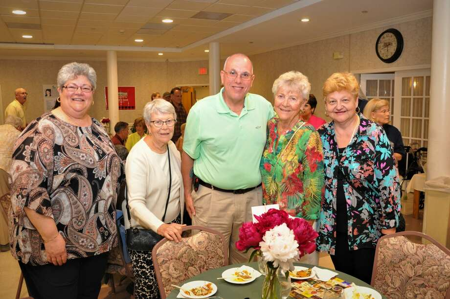 Were you Seen at Chefs in Motion, a culinary tasting and competition  benefiting Colonie Senior Services Center, at the Beltrone Living Center  in Colonie on June 10, 2019? Photo: Peter Latanzio