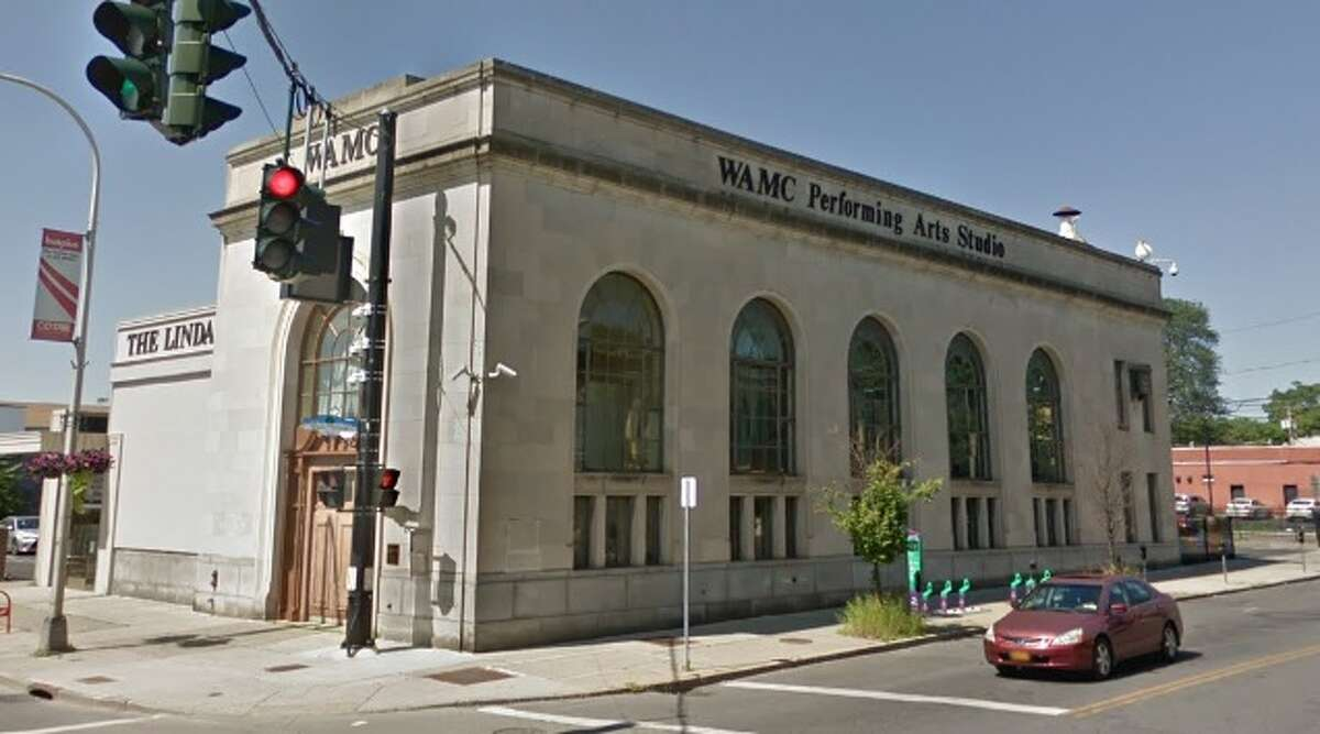 The Linda, WAMC's performing arts studio in Albany, will host the 40th annual Asbury Shorts festival of short films on Oct, 15, 2021.