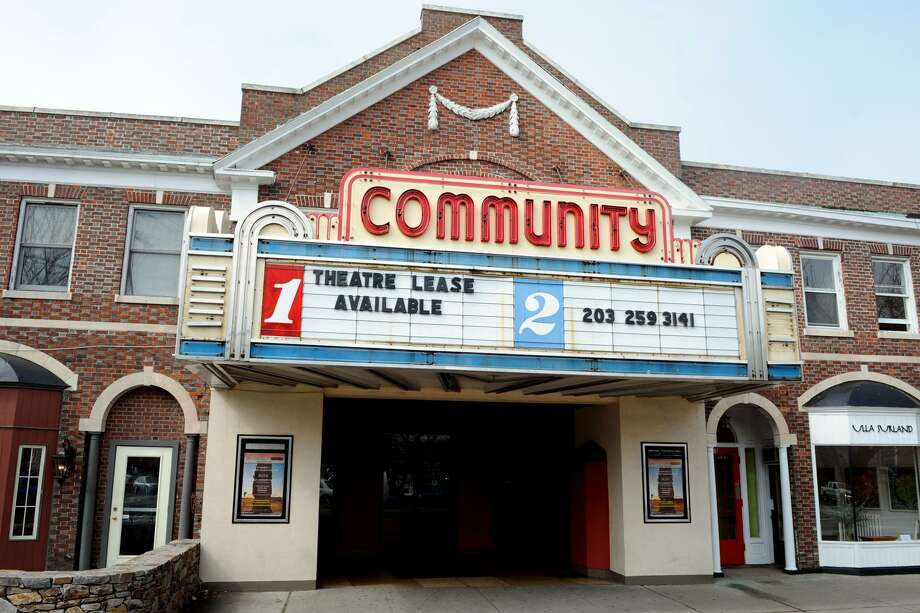 The Community Theater, in Fairfield, Conn. March 22nd, 2012. Photo: Ned Gerard / Ned Gerard / Connecticut Post