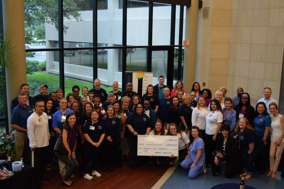 Oakbend Medical Center's Employee Giving Campaign raises more than $102,000