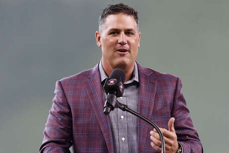 Former Astros great Lance Berkman will return to the Astros' TV booth for more games this year, said club president of business operations Reid Ryan.
