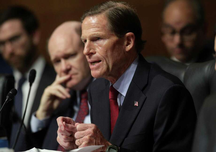 Sen. Richard Blumenthal Photo: Alex Wong / Getty Images / 2019 Getty Images