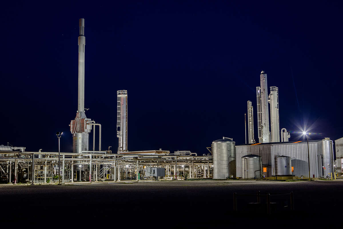 The Artesia Natural Gas Processing Complex in New Mexico was developed by Lucid Energy Group with funding from San Antonio-based EnCap Flatrock Midstream.