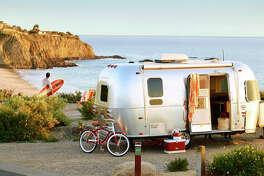Moro Campground, Crystal Cove State Park, Near Laguna Beach