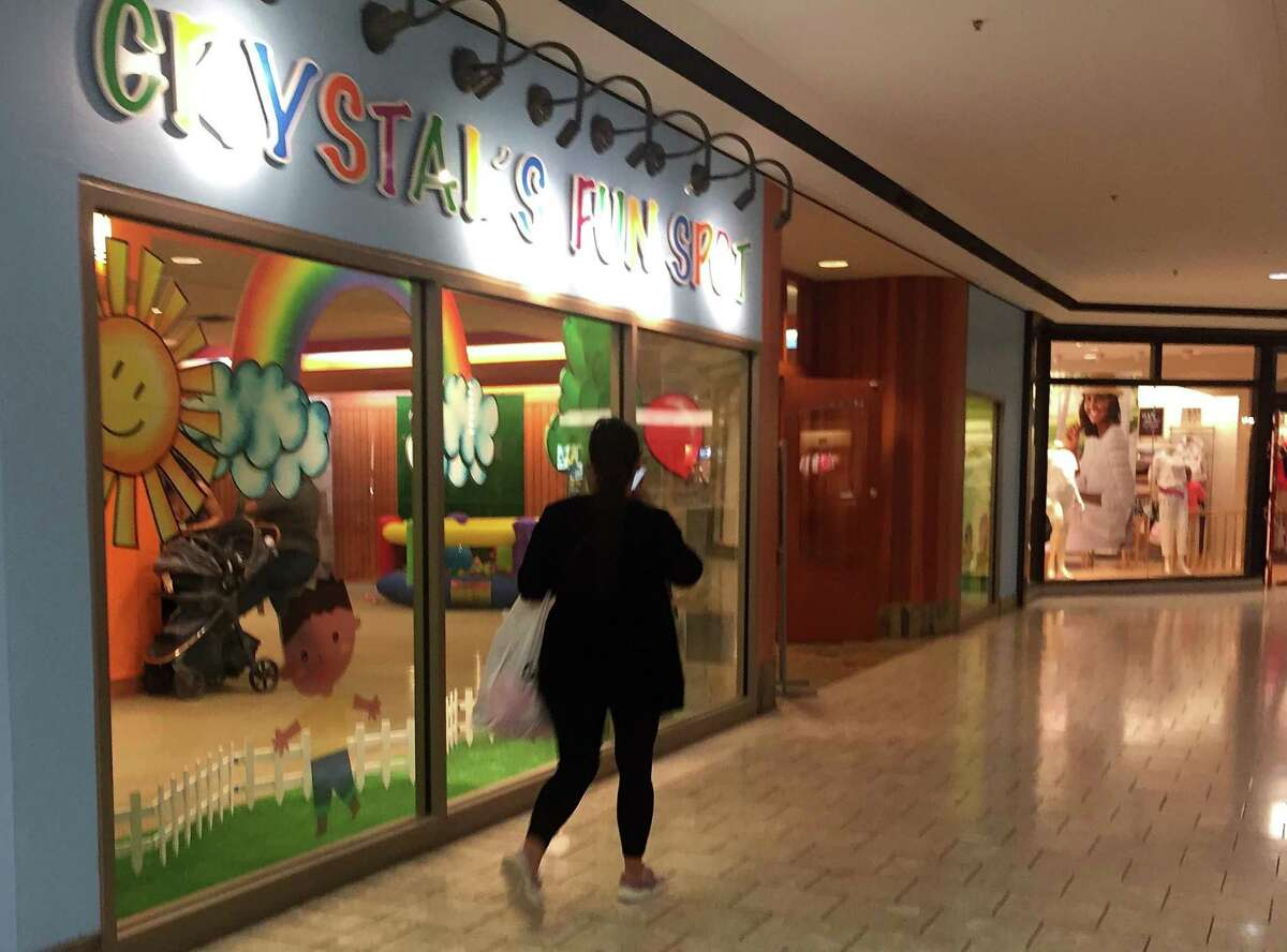 This Crystal's children's play center is one of the new tenants at Stamford Town Center mall in downtown Stamford, Conn.