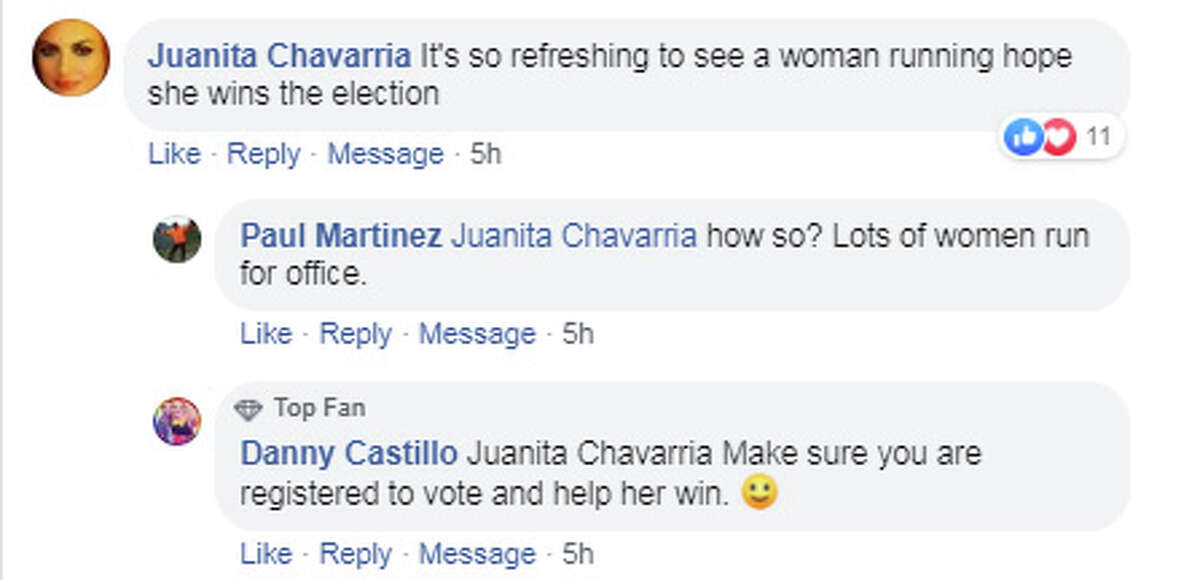 Laredoans react to the announcement of Jessica Cisneros' campaign for Congress. Cisneros will face incumbent Henry Cuellar in the Democratic primary.