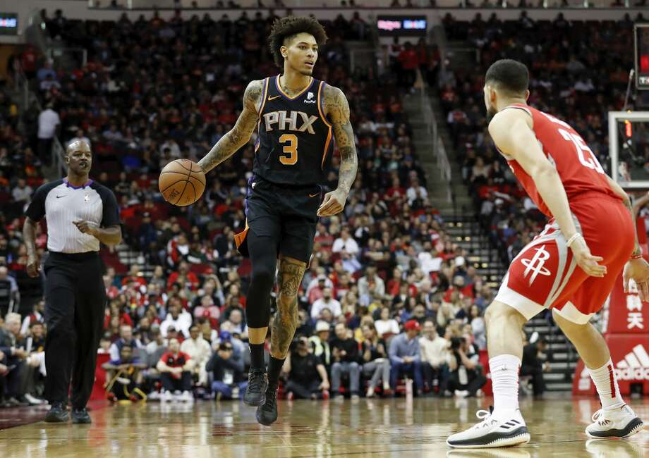 Kelly Oubre Jr., G, SunsThe 23-year-old Houston native is a restricted free agent, and the Suns have said they'd like to keep Oubre around as part of their young core. He impressed the Suns by averaging 20.2 points in 12 starts with Phoenix last season. Photo: Tim Warner
