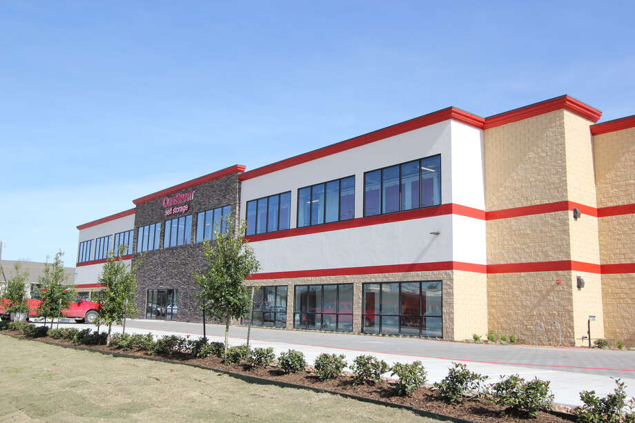 GreenSpace acquired land for a new storage facility in Pearland. It has already opened one location in Pearland this year, pictured. Photo: JLL
