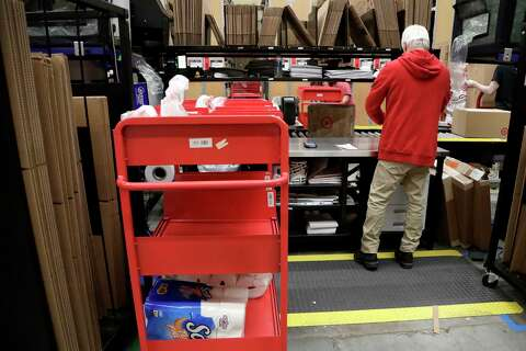 Target ups the ante in retail delivery wars - Times Union