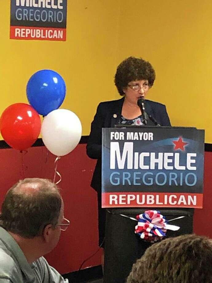 Republican candidate Michele Gregorio Photo: File Photo