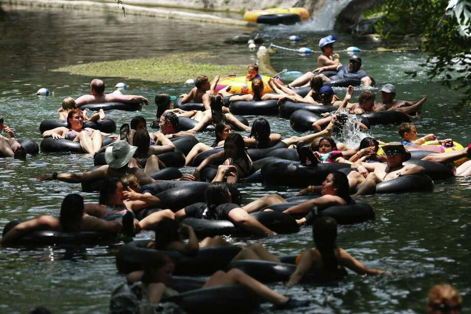 Take some kind of pain-reliever as soon as possible after tubing. Your future self will thank you. Photo: Rebecca Slezak, Staff / Staff Photographer / © 2019 San Antonio Express-News