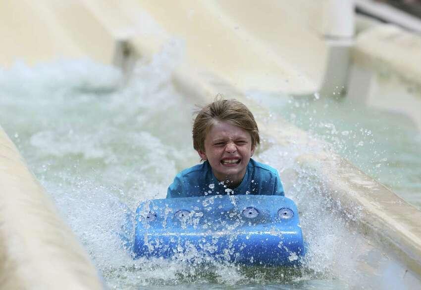 Opening June 13: Schlitterbahn Water Parks 400 N. Liberty Ave., New Braunfels