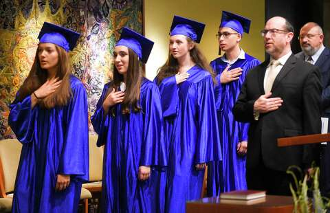 Bi-Cultural Hebrew Academy of Connecticut confers diplomas
