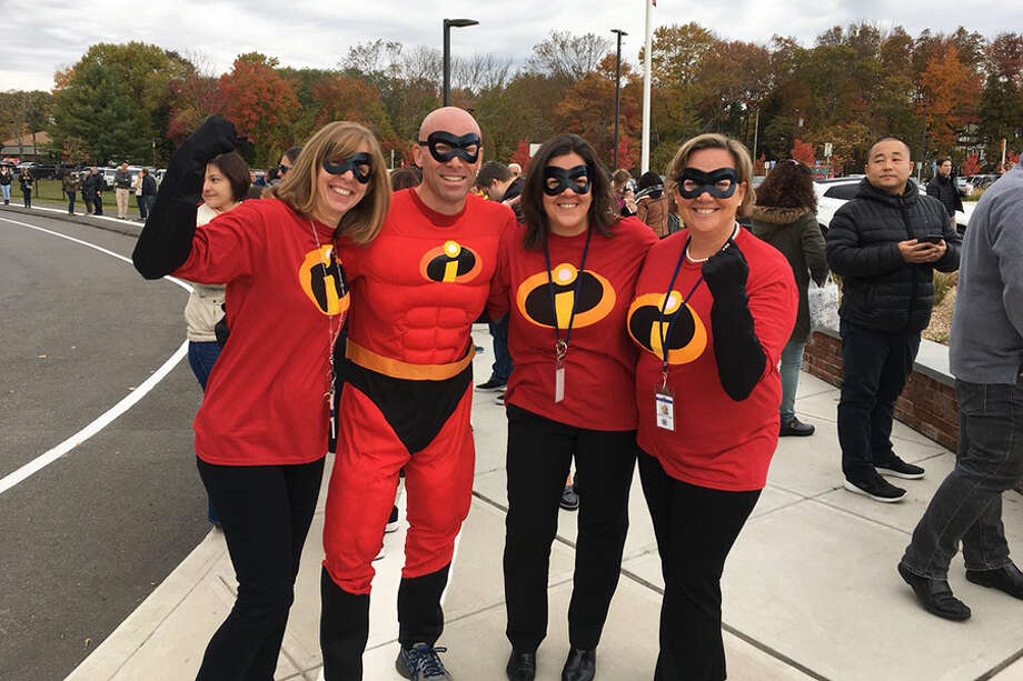 The Incredibles at Miller-Driscoll.
