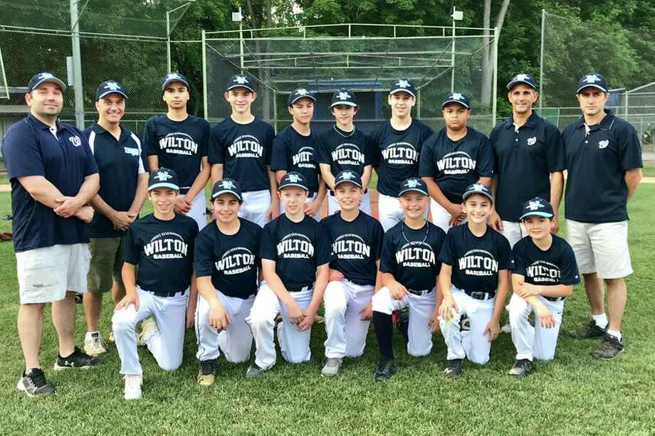 Little League Baseball: Wilton 12's well-armed for district