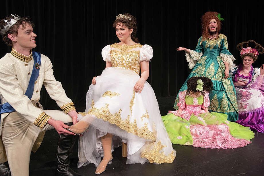 wilt Cinderella-2 / BryanHaeffele
