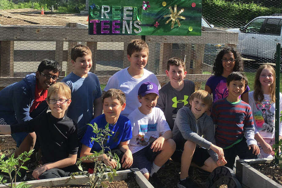 The Green Teens program is a popular activity at Trackside Teen Center.