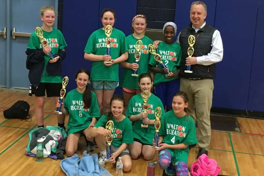 Team Corrigan won the fifth and sixth grade girls championship in the Wilton recreation basketball league. The team featured the following players: Norah Corrigan,Anna Morello, Courtney Allen, Sasha Langholm, Sadie Kylver, Caitlin Cronin, Guiliana Scaturchio, Melissa Ongley, Lauren Ring and Brooke Aleksieiczyk.
