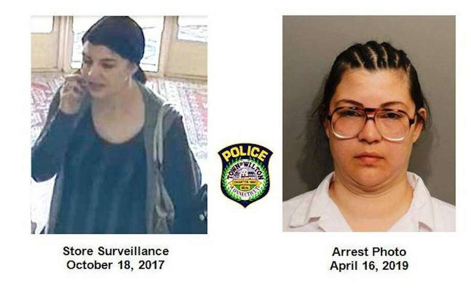 Police images of Paula Hurtado