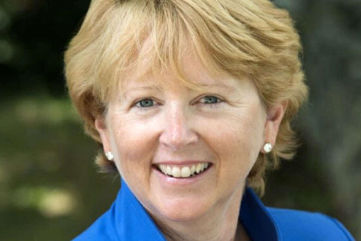 First Selectwoman Lynne Vanderslice
