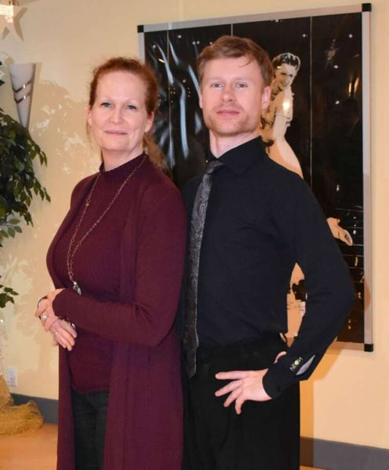 Nancy Pantoliano and dance professional Alexander Andrianov are performing at the ElderHouse gala on Saturday, March 23. Contributed photo