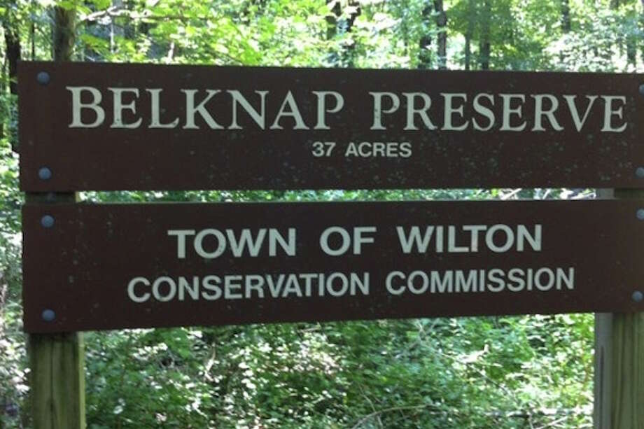 The Conservation Commission will lead a walk through Belknap Preserve on Sunday, March 17.