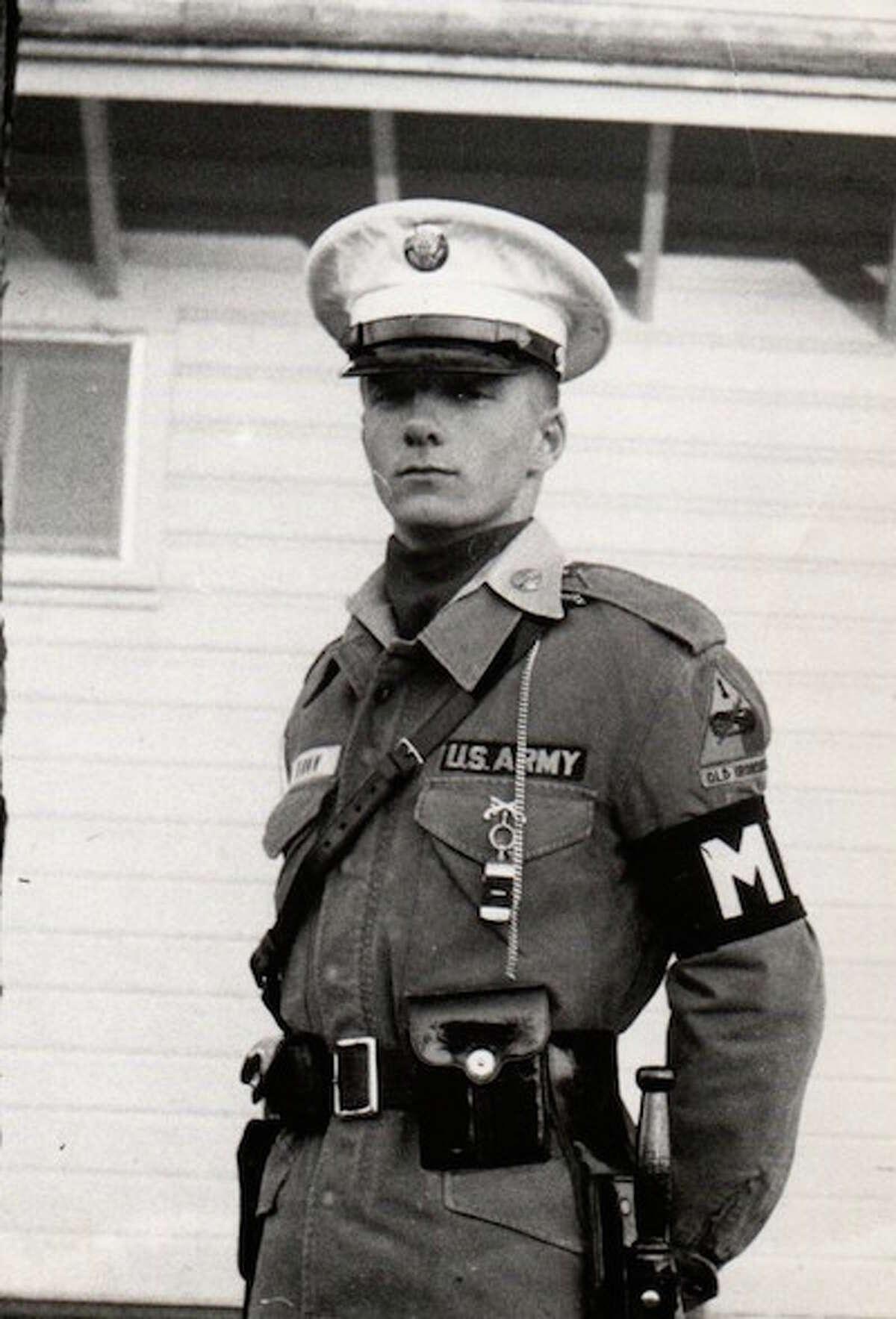 Korean War veteran Frank Dunn has been a member of American Legion Post 86 in Wilton, for 15 years.
